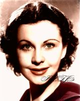 Vivien Leigh in the 1930s by Linnea-Rose
