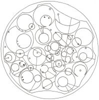 Gallifreyan- The side of the angels by Malallory