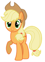 Vector: Applejack 45 by EStories