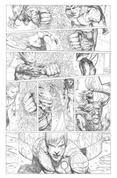 Guardians of the Galaxy Sample - Page 15 by mikemaluk
