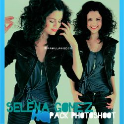 Pack Photoshoot HQ - Selena Gomez by paaulangdon