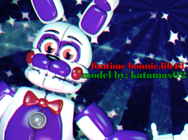 Funtime Bonnie C4D download by Carlosparty19