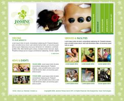 Jasmine Fitnes Club and SPA by harkalopchan