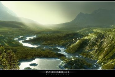 Planet Earth vol 8 by geograpcics