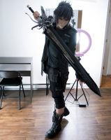 Noctis - Sword of the Father by NarcissPuppet