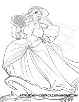Bridezilla for Wes13 by lady-cybercat
