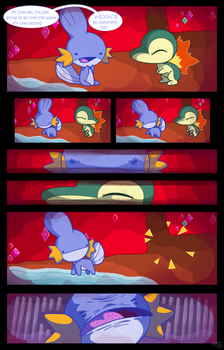 Pokemon Mystery Dungeon: Comic-del by bumbleboo12