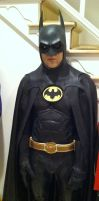 'Who are you?'......Im Batman by XtcofPain