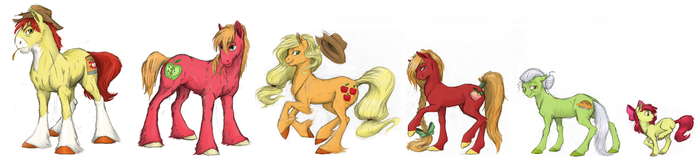 The Apples by Earthsong9405