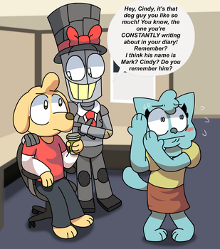 TREVOR doesn't understand subtlety once again by Jawaddles