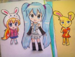 other 3 drawings by munioplz