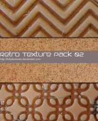 Retro Texture pack 02 by kittytextures