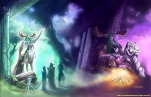 warcraft - Twilight of the Immortals by SamwiseDidier