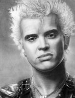 Billy Idol by SmoothCriminal73