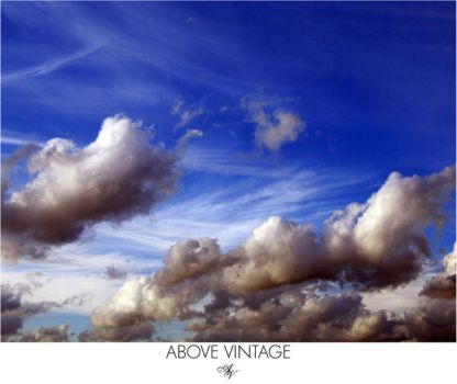 Heavenly Absolution: Sky Stock by AboveVintage