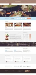 GOURMET Wordpress theme for restaurants and bars by ait-themes