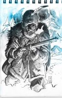 Trapper by Jovan-Ukropina