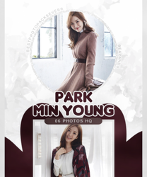 Photopack 19916 - Park Min Young by southsidepngs