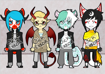 Adoptables: Paypal + Points by Click-error
