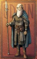 Historically Accurate Norse Gods: Odin by IngvardtheTerrible