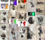 Vintage Photoshop Action by GraphicAssets