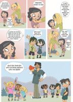 Total drama kids comic pag 12 by Kikaigaku