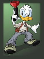 Uncharted Duck's Fortune by rongs1234