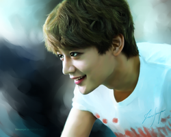 .: Shinee's Minho :. by TimSawyer