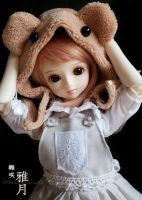 My first BJD~ by Mouldysweets
