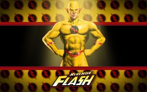 Reverse Flash! by Superman8193