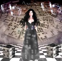 Domino Woman by annemaria48