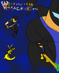 Dimension Wars Poster- Destination Imagination by Thesimpleartist4