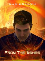 Ebook Cover: From TheAshes by kittenwylde
