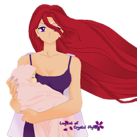 Queen Leyla with Baby Emily by Sam83Laley