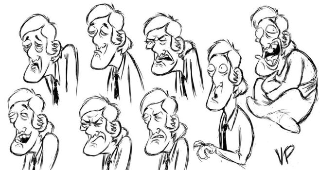 British Character Expressions by stumpy32
