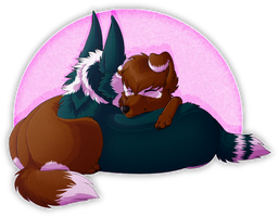 Cuddle by Tydii
