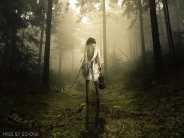 Forest Song by Schon8