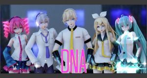 DNA BTS (MMD) by Gumarin