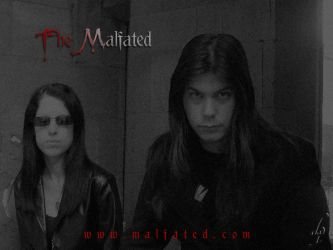 'The Malfated' Wallpaper by malfated