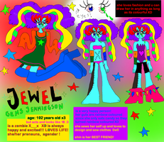 JEWEL REF NYA! by febur