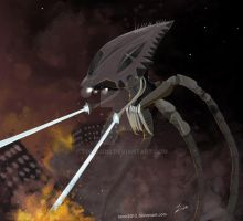 War of the Worlds by TOMO2012