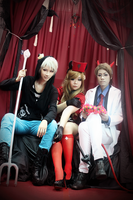 COS - HALLOWEEN PARTY by Rokang