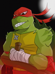 [TMNT 2018] Move Aside... Brother by L4Dragon