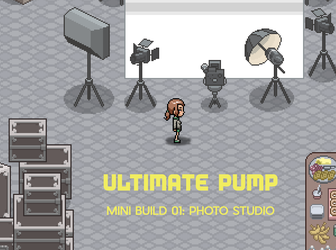 Ultimate Pump Mini Build 01 by MoxyDoxy