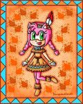 Native american Amy by ninpeachlover