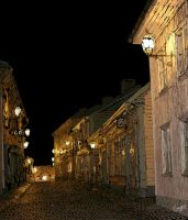 Streets of Old town by eagi