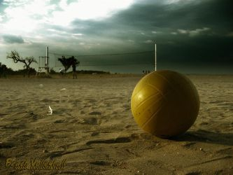 beach volleyball by sman96