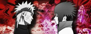 Sasuke Vs Naruto by sebaz316