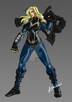 Black Canary by ADL-art