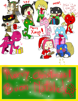 Merry Xmas by Angiedragoness